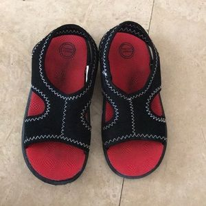 Other - Boys Black Sandals
